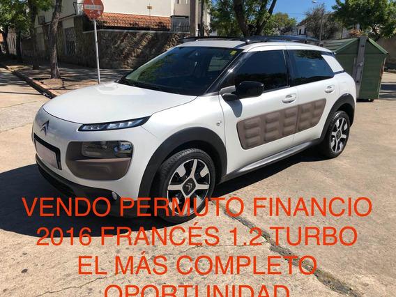 Citroën C4 Cactus 1.2 Pure Tech 110 At6 Feel Plus 2018