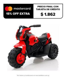 Moto A Batería Para Niños Y Niñas - Motocicleta - Eléctrica