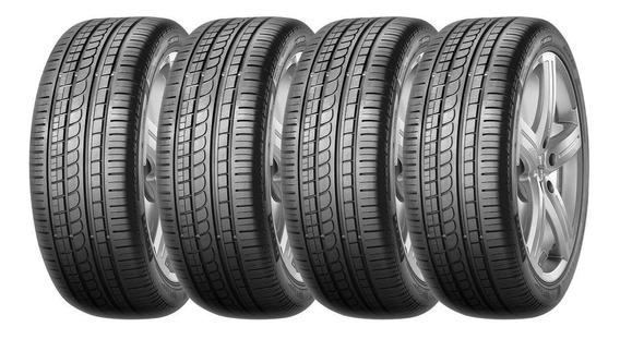 Juego De 4 Cubiertas Pirelli 235/60 Vr18 Pzero Rosso