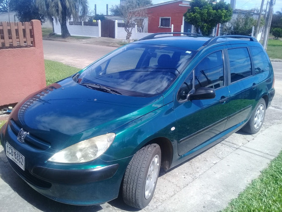 Vendo O Permuto Peugeot 307 Xr Break 2.0 Hdi