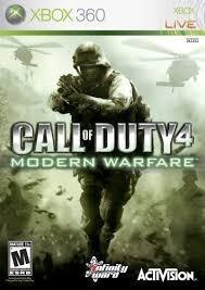 Call Of Duty Modern Warfare 4 Físico Original Xbox 360 !