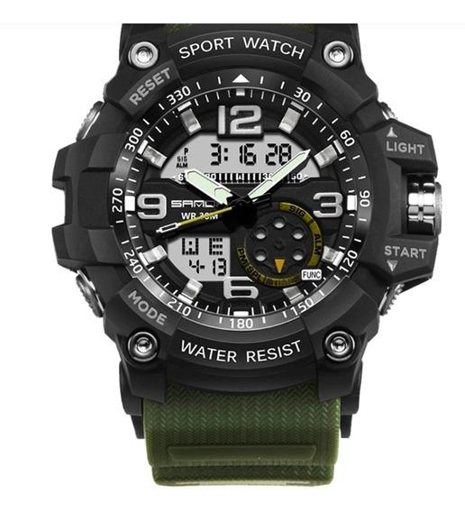 Reloj Deportivo Dual C3