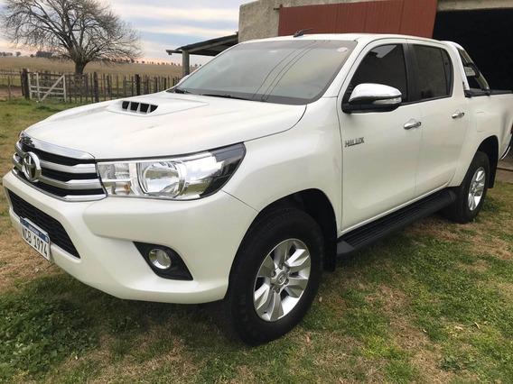 Toyota Hilux 3.0 Srv Plus Tdi 4x4 Atomatica 2017