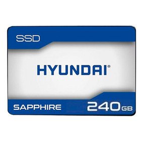 Disco Sólido Hyundai Shappire 2.5 240gb Sata Iii Amv