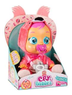 Cry Babies Bebes Llorones Fancy Dotty Hoppy Lady