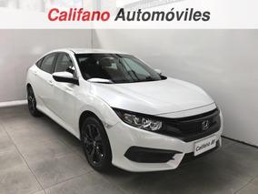 Honda Civic Lxs 2.0l 2017 Excelente!