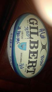 Pelota De Rugby Exclusiva
