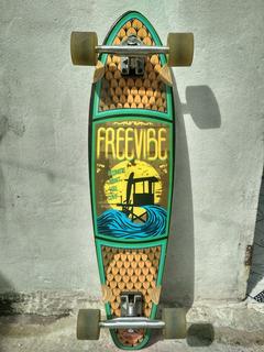 Longboard Freevibe