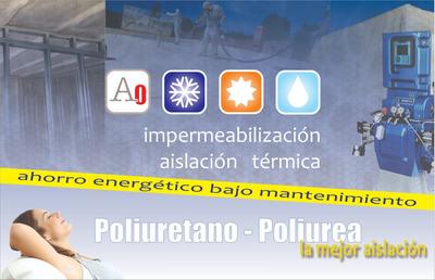 Poliuretano Expandido - Poliurea / Aislación - Impermeable