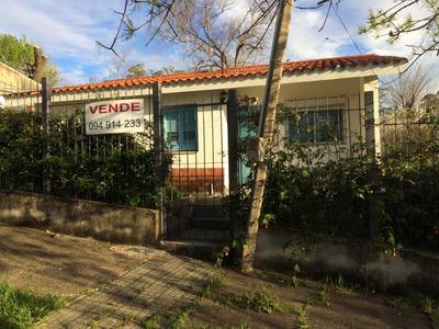 Casa 3 Dormitorios Y 1 Baño, Hermoso Jardin Y Vista.