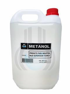 Alcohol Metilico - Metanol Alta Pureza -