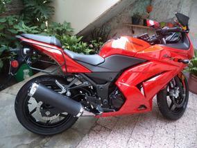 Kawasaki Ninja 250r Alarma Presencia