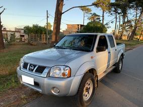 Nissan Frontier 4x4 2014 Oportunidad O Permuto Menos Valor
