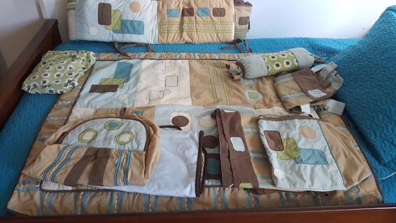 Set Cuna Y Dormitorio Bebé