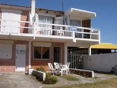 Alquilo Casa En Alvorada(br) 80mts Del Mar Desde $1500 P/dia