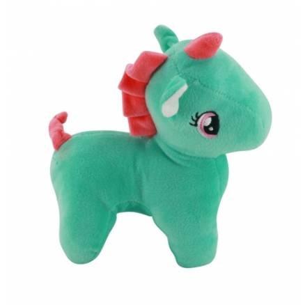 Peluche Unicornio Con Ventosa