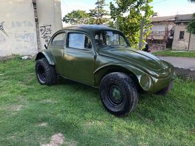 Volkswagen Fusca Baja California Arenero