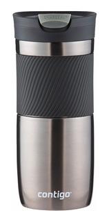 Jarra Térmica Contigo® Byron Gris - 473 Ml -frío/caliente