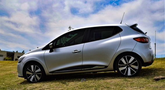 Renault Clio 0.9 Iv Fase Ii Turbo Dynamique 2016