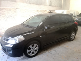 Nissan Tiida 1.8 Aut. 2012. Impecable Estado!!