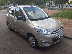 Hyundai I10 1.2 Gls Seguridad L At 2012
