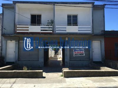 Alquiler Apartamento Mono Ambiente, Gral Acha Brazo Oriental