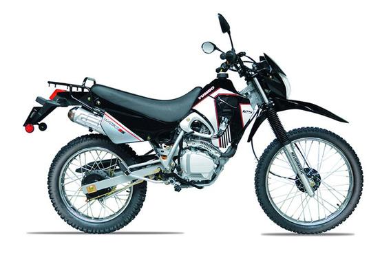 Yumbo Dk 125 S Dakar - Garantia Extendida - Bike Up