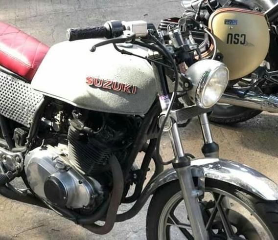 Suzuki Gs 450