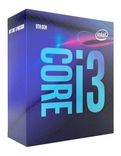 Procesador Intel Core I3 9100f 4 Núcleos 9na Gen Socket 1151