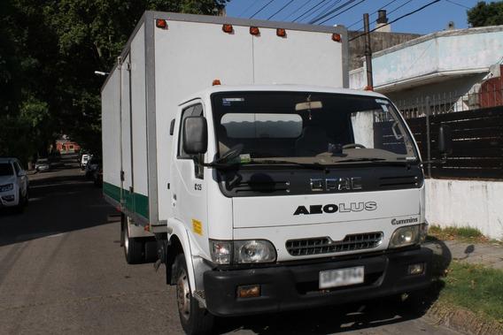 Camión Aeolus 2 Puertas 2013 Único Dueño