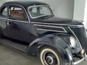 Coupe Ford V8 1937 V8 37 Perfecto Estado