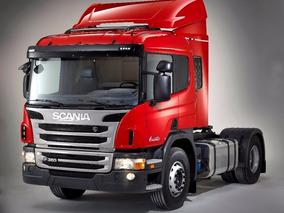 Scania G360 La 4x2 Por $358.000 Y Cuotas Fijas En $ ($)