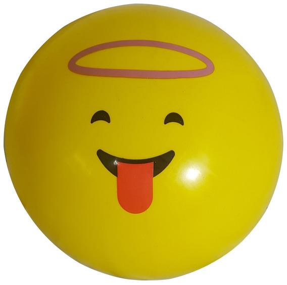 Pelota Pvc Sonrisas Varios Diseños / Juguete - El Regalón