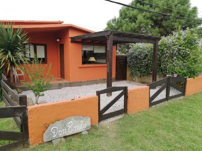 Alquilo Casas De 4 Y 5 Y 6 Personas, Playa La Aguada