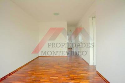 Apartamento 1 Dormitorio En Alquiler Con Cochera - Malvin