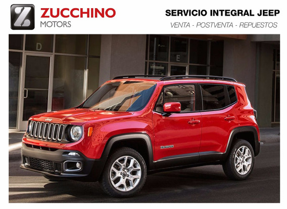 Jeep Renegade 1.8 Sport | Zucchino Motors