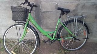Bicicleta De Dama Liberty 6 Cambios Rodado 26