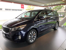 Kia Carnival Ex At 8 Plazas 2018 0km