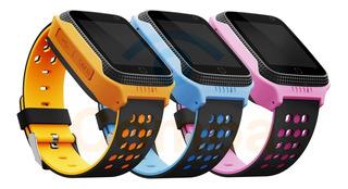 Compa Kids 8 Cámara Reloj Rastreador Niños Gps Celular S O S