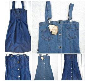 Jumper Jean Vintage Hermosas