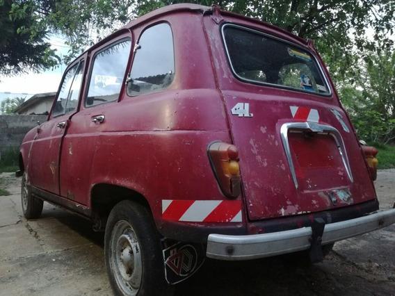 Renault 4l 4 Puertas