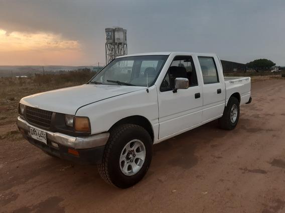 Chevrolet Luv 2.5 Pick-up D/cab 4x2 D Aa 1995