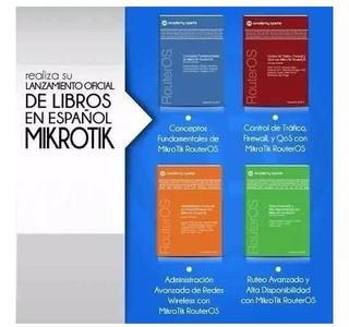 Mikrotik Curs Routeros 9 E-book + 4 Laboratorios