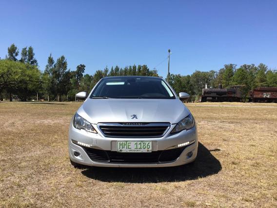 Peugeot 308 1.2 Allure 136hp