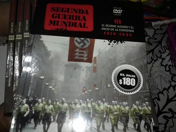 Enciclopedia De La Segunda Guerra Mundial (20 Tomos,nuevo)