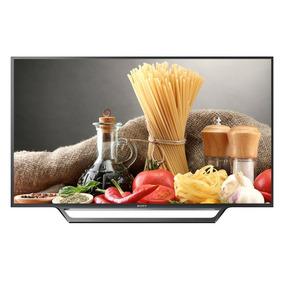 Smart Tv Sony Bravia 32 Hd Wifi Kdl32w605d