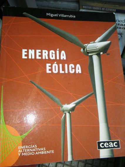 Energía Eólica - Villarrubia