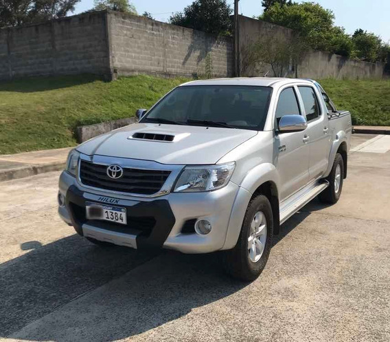 Toyota Hilux 3.0 Cd Srv Tdi 171cv 4x2 2012