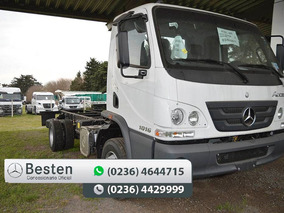 Mercedes Benz Accelo 815/37 Camion 0km Financiacion