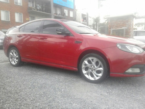 Mg Mg6 2013 Impecable Estado U$s 15.900 Fcio/pto Intermotors